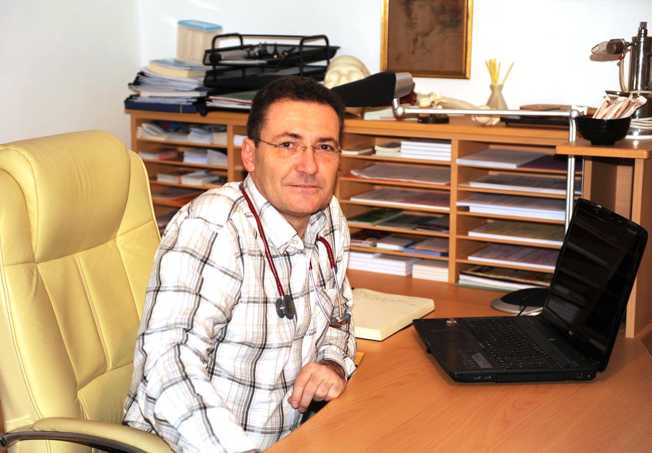 Dr. Gaisfuss Ordinationszimmer